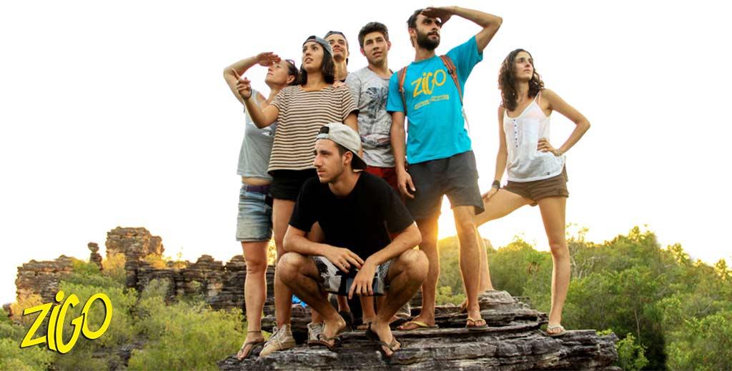 colonie de vacances voyager responsable avec zigotours