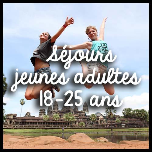 sejours jeunes adultes 18-25 ans